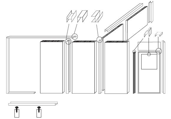 Muros divisorios de pvc mamparas de pvc recubrimento de - Mamparas de pvc ...